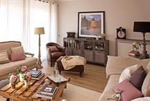 Inspiration- living Room / Inspirational living rooms and decor. Sit back and relax and forget your troubles in some of our favourite living spaces.