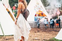 Splendour In The Grass 16' / Fashion and Makeup Ideas
