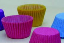 Repostería y Pastelería / Pirotines con diseños para repostería y pastelería