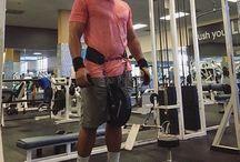 Bearded Fitness Motivation