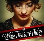 Great Blogs / Set against the backdrop of WWII, Where Treasure Hides is a beautiful love story...http://ptbradley.com/meet-debut-author-johnnie-alexander/