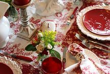 Tablescapes / by Linda Strickland