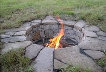 Firepits / by Mary Henderson Maurel