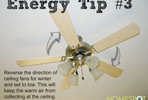 Everyday Energy Conservation Tips