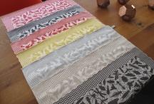 TextielMuseum Linens March 27/03 / New shipment of tea towels and tablecloths from the TextielMuseum Tilburg