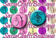 circle crafts / by Our Sassy Life Crafts