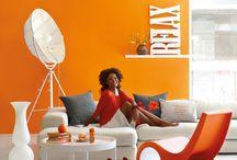 Home Decor - Arancione (Orange)