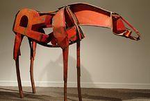 ArT : SCULPTURE | Deborah Butterfield