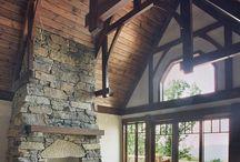 Dream Home-Living Room / by Gwen Braum