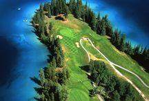 Ahhh...Golf! / by John Harbison