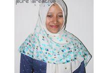 pure creativo / Hijab Murah Dan Berkualitas Klaten