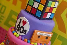 80s Birthday Party