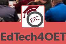 #EdTech4OETC / #EdTech4OETC is the social media sharing campaign for OETC 2015. Educators, scholars and administrators should post their pictures of technology usage in the classroom with the hashtag #EdTech4OETC. Posts will be followed on Twitter and Instagram up to the conference and will be showcased on our blog.  Follow our Instagram & Twitter: @OhioEdTech.