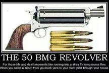 Guns, Guns and more Guns