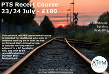 Our Network Rail PTS Courses
