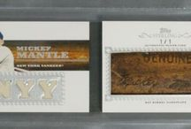 August Bat Barrel 1/1 Auctions / Our August Auction at www.beckettauctions.com features (21) gorgeous bat barrel 1/1 trading cards, featuring some of the most historically significant bats and players in baseball history! / by Beckett Auction Services