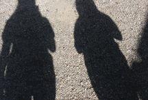 foto sombras / reportaje fotográfico de las sombras del colegio