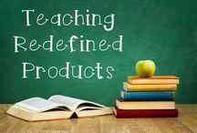 Teachers Pay Teachers / Teaching Redefined products on Teachers Pay Teachers
