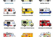 21 Food truck cafes