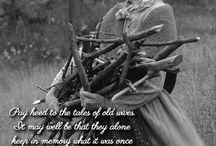 Old Wise Women