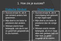 Succes Mindset en Tips / Tips en mindset-dingen die je kunnen helpen bij succes!