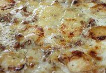 quiche & pizza