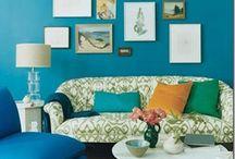 Color ideas / by Jenny Hudson