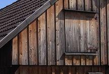 Fassadenschalung