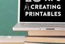 Printable Knowledge