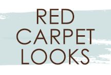 Red Carpet Looks / We love awards season! You should be able to get the same ret carpet looks as the stars. We can help you get the look that you want for your #wedding, #prom, #specialevent, and more!