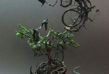Sculptures Fantastiques