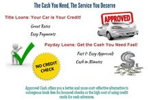 cash advance montgomery al / Approved Cash offers you a better and more cost-effective alternative to outrageous bank fees for bounced checks or the high cost of using credit cards for cash advances.