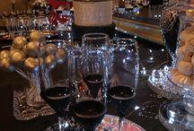 Lollie jar table