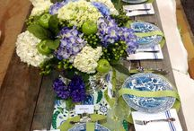 EVENTS / Tablesettings & Florals