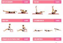 Kayla Itsines workouts
