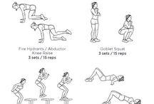 Workout ideas