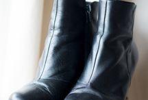 Vide Dressing / Boots compensées Minelli
