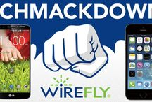Wirefly Smartphone Schmackdown Reviews / by Wirefly.com