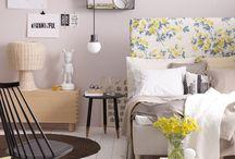 Interior colour schemes