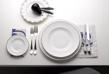 Royal Crown Derby | New Tableware Collections 2017 / 2017 sees the launch of two new stylish Royal Crown Derby tableware collections - Satori and Darley Abbey Pure. Featuring 22 carat gold and platinum, the striking collections are an elegant addition to Royal Crown Derby's extensive range and feature the year's trends for neutral minimalism and bold geometric designs to create two truly unique collections which create a luxury dining experience. Launching in January 2017, Satori and Darley Abbey Pure will be staples at your next gathering!