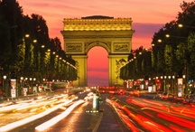 Travel - Back to Paris / by Lisa LoPiccolo