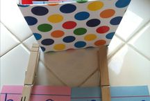 cute preschool ideas / by Nora Olea