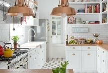 kitchen area / Hi! In this folder you can see some Beautiful and cool kitchens/dining areas.  (hope u like them)☺