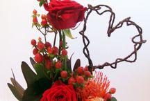 Valentine's Designs by Amega Fleur / Valentine Floral Designs by Amega Fleut