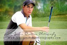 Golf - Senior Pic Ideas