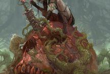 RPG - concepts/personagens/sets