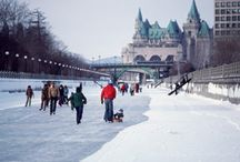 Winter Getaways / Embrace a magical holiday with your loved one!