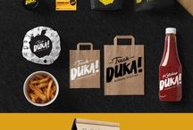 Burger Shop Stuff