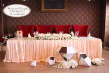"""Свадебное оформление студии """"Искусство Декора"""" / Оригинальные идеи декора с ограниченным свадебным бюджетом"""