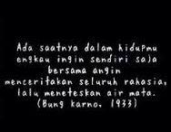 Quotes Indonesia / Untuk Penyemangat Hidup Anda :)